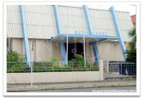 The_Beth_Israel_Synagogue_In_Aruba1