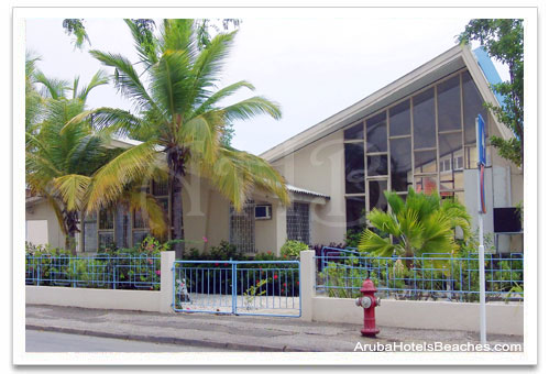 The_Beth_Israel_Synagogue_In_Aruba2