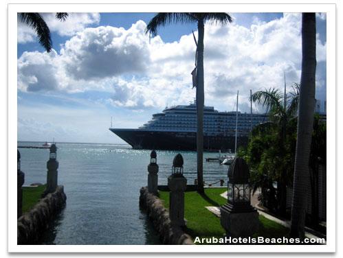 Cruise To Aruba - Cruise ships in aruba