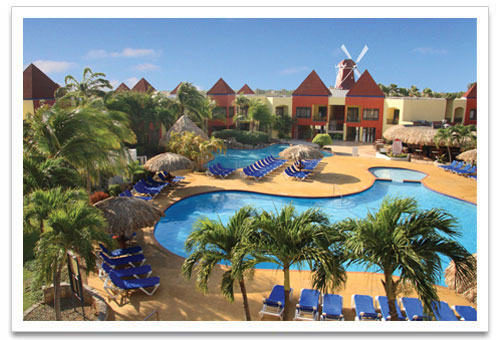 The Mill Resort And Suites Aruba Timeshare