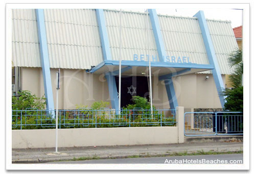 The_Beth_Israel_Synagogue_In_Aruba1