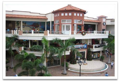Palm Beach Plaza Aruba Cinema