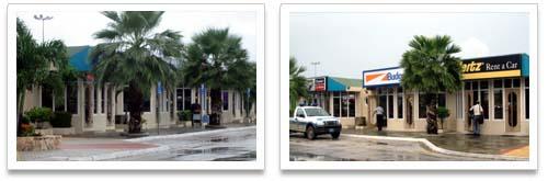 Aruba Rental Car Offices